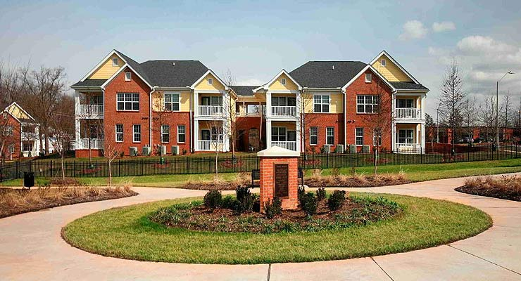 three bedroom apartments and town homes available throughout raleigh